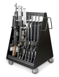 Chariot d'armes